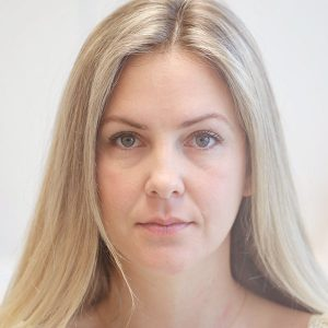 Patientin Amanda Wilson