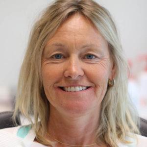 Patientin Jacqueline Bussard