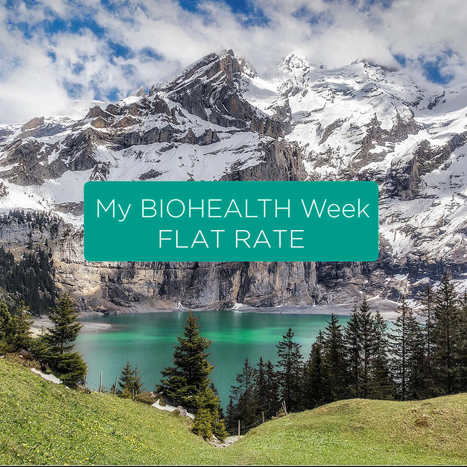 My Biohealth Week Flatrate