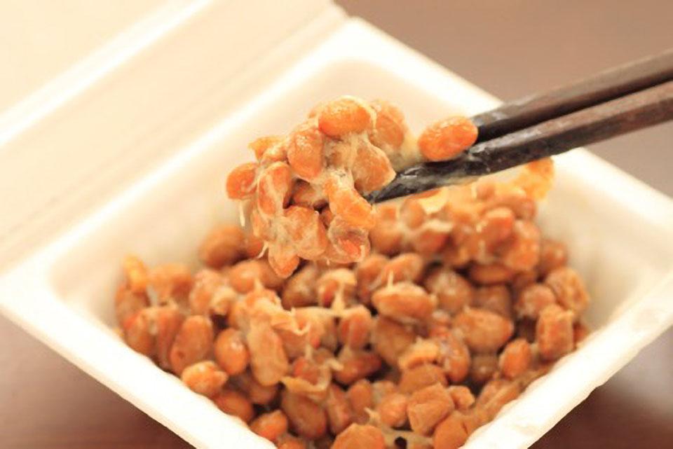 Nattō-Gericht